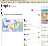 topix.com screenshot