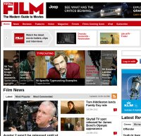 totalfilm.com screenshot