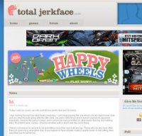 totaljerkface.com screenshot