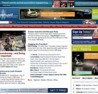 townhall.com screenshot