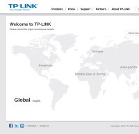 tp-link.com screenshot