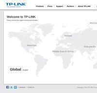 tp-link.com screenshot
