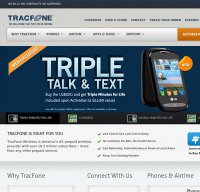 tracfone.com screenshot