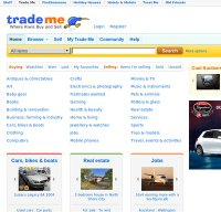 trademe.co.nz screenshot