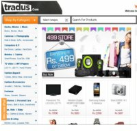 tradus.com screenshot
