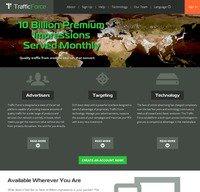 trafficforce.com screenshot