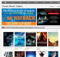 trailers.apple.com screenshot