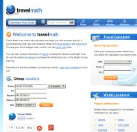 travelmath.com screenshot