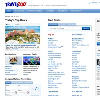 travelzoo.com screenshot