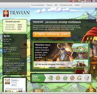 travian.co.id screenshot