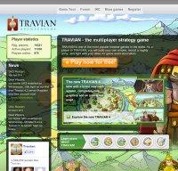 travian.co.uk screenshot