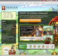 travian.com screenshot