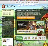 travian.de screenshot