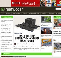 treehugger.com screenshot