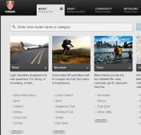 trekbikes.com screenshot