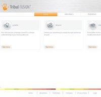 tribalfusion.com screenshot
