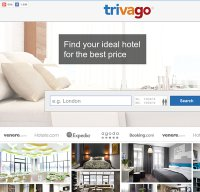 trivago.com screenshot