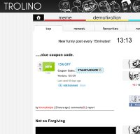 trolino.com screenshot