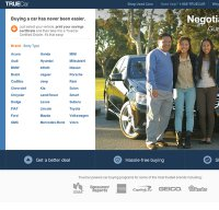 truecar.com screenshot