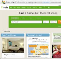 trulia.com screenshot