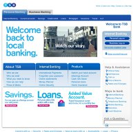 tsb.co.uk screenshot