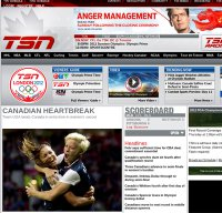 tsn.ca screenshot