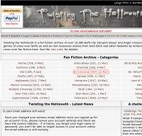 tthfanfic.org screenshot