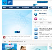 turktelekom.com.tr screenshot