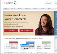 turnitin.com screenshot