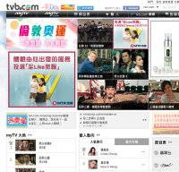 tvb.com screenshot