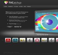 tvcatchup.com screenshot