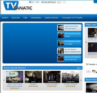 tvfanatic.com screenshot