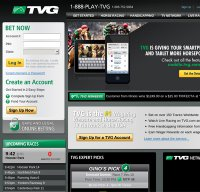 tvg.com screenshot