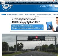 tvn24.pl screenshot