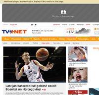 tvnet.lv screenshot