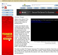 tvtropes.org screenshot