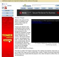 tvtropes.org screenshot