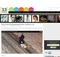 twentytwowords.com screenshot