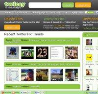 twicsy.com screenshot