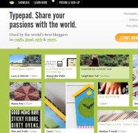 typepad.com screenshot