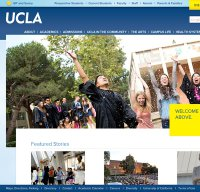 ucla.edu screenshot