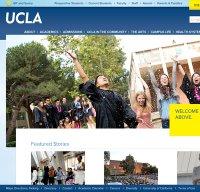 ucla.edu screenshot
