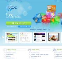 ucoz.com screenshot