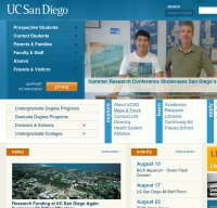 ucsd.edu screenshot