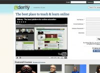 udemy.com screenshot