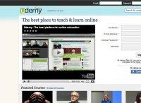 udemy.com screenshot
