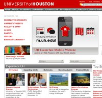 uh.edu screenshot