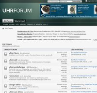 uhrforum.de screenshot