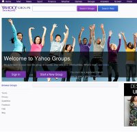 uk.groups.yahoo.com screenshot