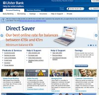 ulsterbank.ie screenshot